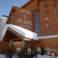 Le Pic Blanc, hotel in L'Alpe-d'Huez