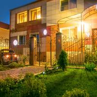 Guest House Moskvich, hotel in Barnaul