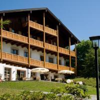 Alpenvilla Berchtesgaden Hotel Garni,貝希特斯加登的飯店