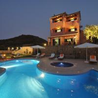 Villa Mare e Monti, hotel in Almiros Beach