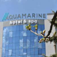 Aquamarine Hotel&Spa, отель в Курске