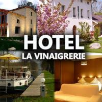 Hôtel La Vinaigrerie, hotel di Joinville