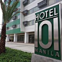 Hotel 101 Manila, hotel in Manila