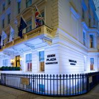 Eden Plaza Kensington, отель в Лондоне