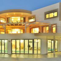 Kallithea Hill-Villa Zafira, отель в городе Калитея (Родос)