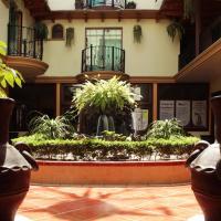 Cascada Real, hotel en Mazamitla