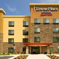 TownePlace Suites by Marriott Swedesboro Logan Township, hotel in Swedesboro
