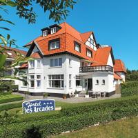 Hotel Les Arcades, hotel in Knokke-Heist