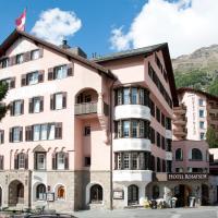 Hotel Rosatsch, hotel in Pontresina