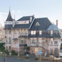 Hotel Villa La Tourelle, hotel in De Haan