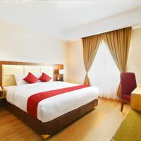 Orchardz Hotel Bandara, hotel in Tangerang