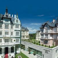 Savoy Westend Hotel, hotel en Karlovy Vary