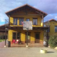 Casarural Vallecillo, hotel in Vallecillo
