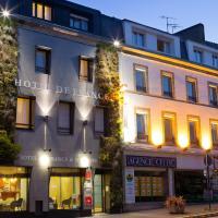 Citotel Hôtel de France et d'Europe, hôtel à Concarneau