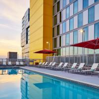 SpringHill Suites by Marriott San Diego Downtown/Bayfront, hotel in San Diego