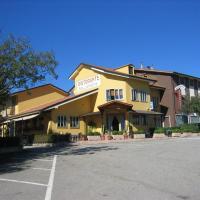 Apartments Bellavista, hotell i Bettola