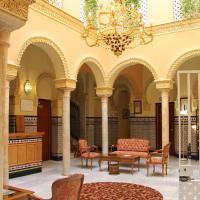 Zaida, отель в городе Севилья