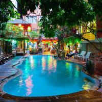 Villa Cha-Cha Banglumphu, hotel v mestu Bangkok