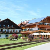 Helmerhof, отель в Швангау