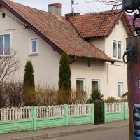 У Рыбного двора Apartment at Fischhoff, отель в Рыбачем