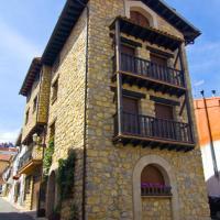 Casa Rural El Lavadero, hotel en Bronchales