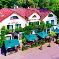 Hotel Spinaker – hotel w Łebie