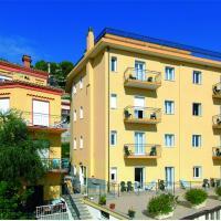 Hotel Tritone, hotel in Laigueglia