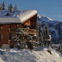 Balcon des Alpes, hotel in Anzère