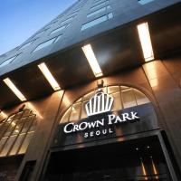 Crown Park Hotel Seoul, отель в Сеуле