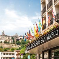 Hotel Excelsior San Marco – hotel w Bergamo