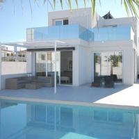 Luxury Villa in San Fulgencio with Private Pool, hotel in Llobregales