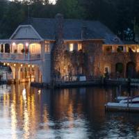 Lake George Boathouse Bed & Breakfast, hotel en Bolton Landing