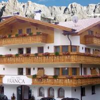 Hotel Garni Franca, hotel in Selva di Val Gardena