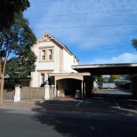 Jasper Motor Inn, hotel em Adelaide