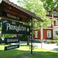 Hotell Plevnagården, hotell i Malmköping
