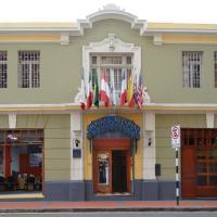 Hostal Bonbini, hotel en Centro histórico de Lima, Lima