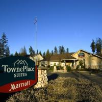 TownePlace Suites by Marriott Seattle Everett/Mukilteo, hotel near Snohomish County Airport - PAE, Mukilteo