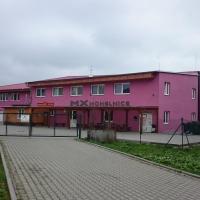 MX Arena Mohelnice, hotel a Mohelnice