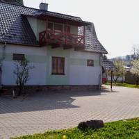 Villa Silver Green, hotel in Žarnovica
