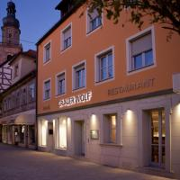 Altstadthotel Grauer Wolf, Hotel in Erlangen