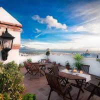 Hotel Restaurante Blanco y Verde, hotel in Conil de la Frontera