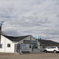 Bluebird Motel, hotel em Innisfail