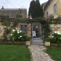 Les Chambres d'Ovaline, hotel in Saint-Émilion