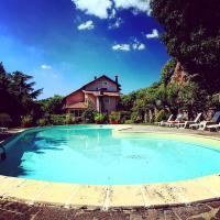 Hotel Parco Erosa, hotell i Abbadia San Salvatore
