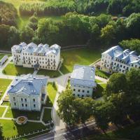 Cottonina Hotel & Mineral SPA Resort, hotel in Świeradów-Zdrój