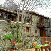 Isminis Petroktisto (Stonehouse), hotel in Palechori