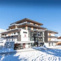 Hubertus Logis Apartments, hotel in Brixen im Thale