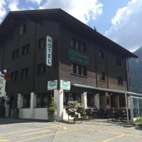 Hotel Weisshorn, Hotel in Ritzingen