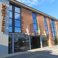 Hotel Le Cerbaie, hotell i Altopascio