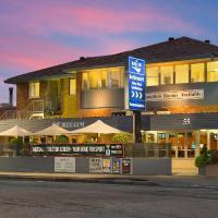 Blue Gum Hotel, hotel em Hornsby
